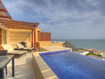 Photo for Luxury And Relaxation All Yours At Villa Paraiso 4 Punta Esmeralda