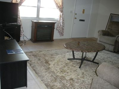 Photo for 2 Bedroom 2 Bath 1 Car Garage With Access To Community Heated Pool