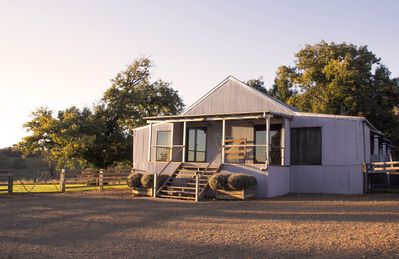 Photo for Former shearing shed, now unique and beautiful accommodation!