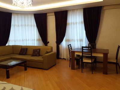 Photo for Caspian Suite73, in the center of Baku,near metro station