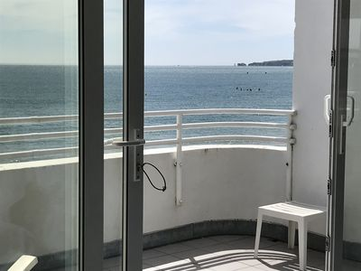 Photo for Dual Aspect Penthouse Apartment in Sandbanks