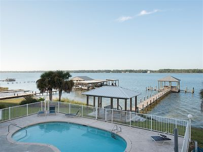 Photo for Tide Together: 4BR, 3.5 BA Gulf Shores Lagoon Home in Sunwatch Cottages