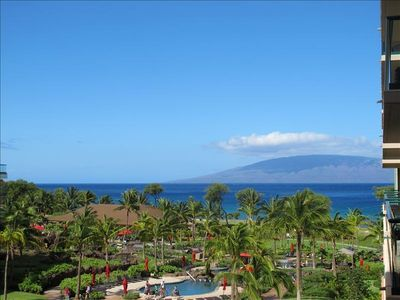 Your awesome lanai view!