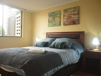 Photo for Cr Apart, full furnished apartment, best location in santiago downtown