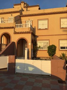 Photo for 2 Bed House With Roof Solarium In Gran Alacant, Alicante Costa Blanca, Spain