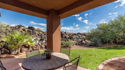 Photo for Entrada Private Quiet Gated Red Mtn Views From Patio Small Vacation Community