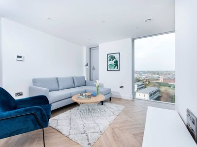 Photo for Large & sophisticated 2BR flat in Manchester