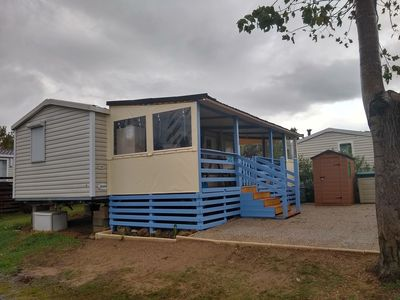 Photo for Rents mobile home 2 bedrooms year 2017.
