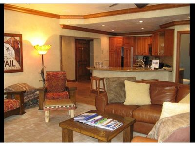 Photo for Beaver Creek - Strawberry Park Ski-In Ski-Out Luxury Condo