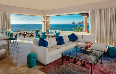 Photo for Panoramic Oceanfront, 3 Bedrooms