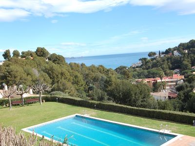 Photo for SEMI-DETACHED HOUSE in Begur / Pals beach. IDEAL FAMILIES