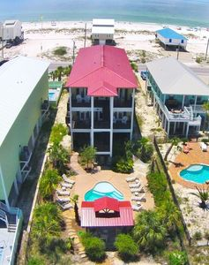Photo for Big House, 2 Private Pools, Elevator Beach Access Tuxedo Flats