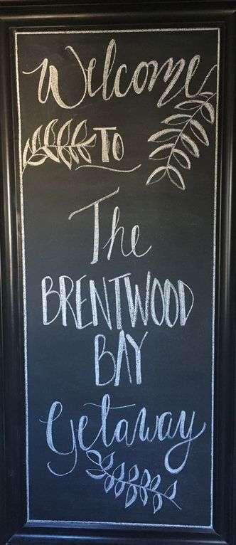 Welcome to the Brentwood Bay Getaway