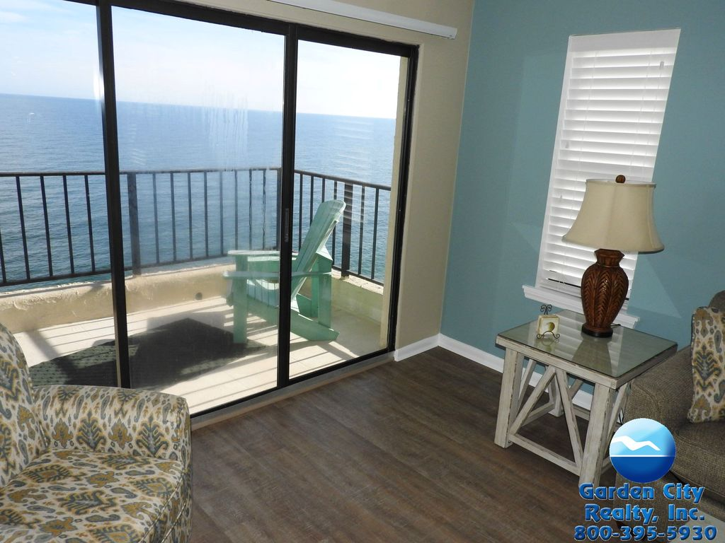 Atalaya Tower 1506 Three Bedroom Corner Unit Oceanfront Condo Garden City Beach Myrtle Beach