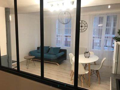 Photo for Charming T2 in the heart of the Les Halles district