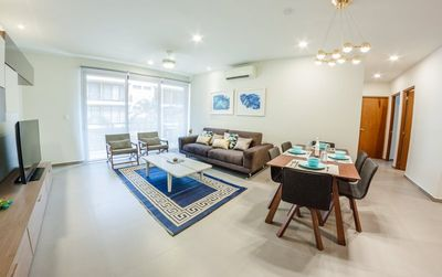 Photo for Sophisticated 2 BR Condo by Happy Address