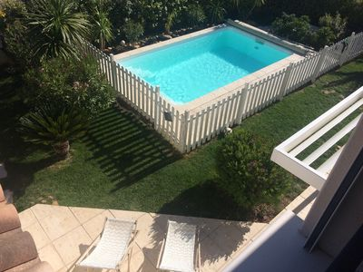 Photo for Contemporary villa with pool and exotic garden between Camargue and Alpilles