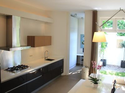 Exclusive home in Central Amsterdam with garden