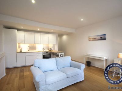 Photo for Refined apartment for 2 in the heart of the center and its shopping streets