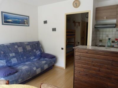 Photo for STUDIO CABIN IN THE CENTER OF ARCACHON - TWO STEPS FROM THE BEACHES