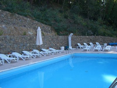 Photo for One bedroom Villa, sleeps 4 in San Baronto with Pool and WiFi