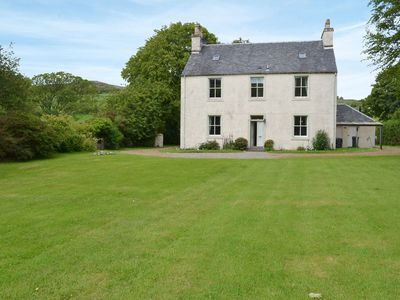 Photo for 7 bedroom accommodation in Clachan, near Tarbert