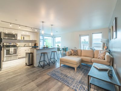 Photo for 2BR Apartment Vacation Rental in Bellevue, Washington