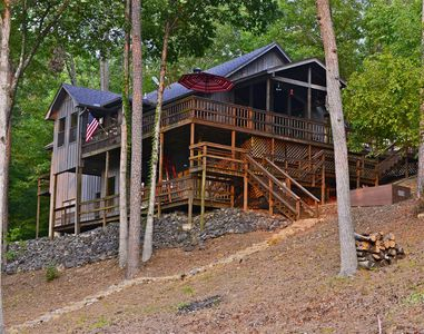 Photo for Beautiful Cabin On Lake Catherine Hot Springs Arkansas