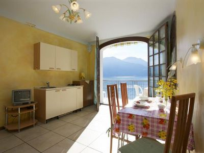 Photo for Apartment with breathtaking sea view, only about 100 m from the lake