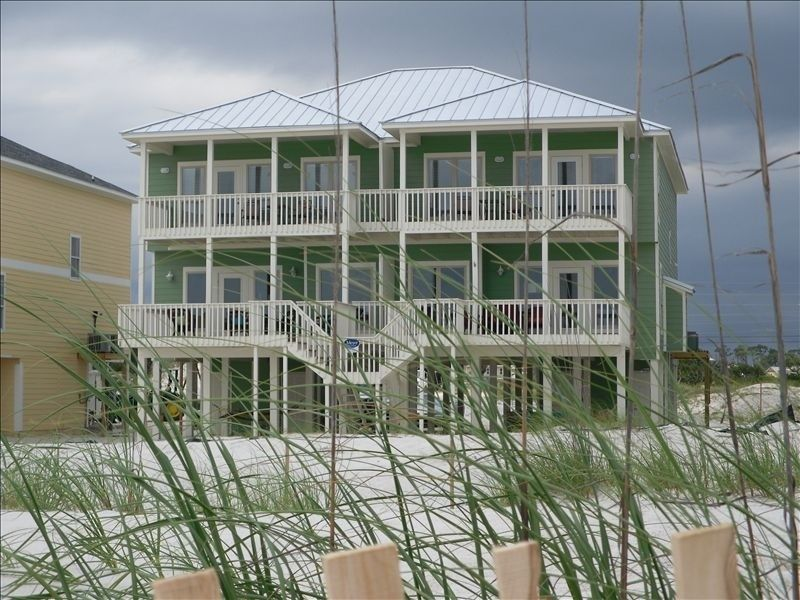 Great Location Gulf Front Home W Pool Heavenly Sunset Sleeps Up To 14 Share Orange Beach