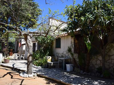 Photo for 1BR Cottage Vacation Rental in BUSETO PALIZZOLO