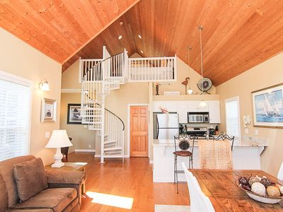 Photo for Seaview- Amazing Ocean Views, Across from the Roads End State Park!