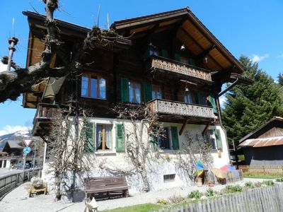 Photo for Apartment Margrit in Gstaad - 4 persons, 2 bedrooms