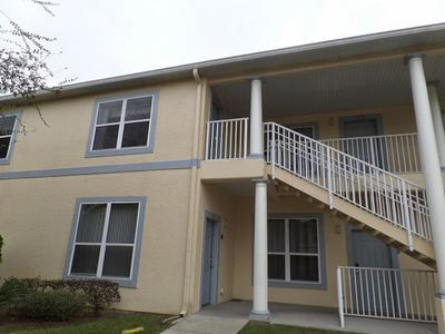 Photo for 2 miles to Disney. 1650 sqft 4br condo with lake view.Next to mall(restaurants)