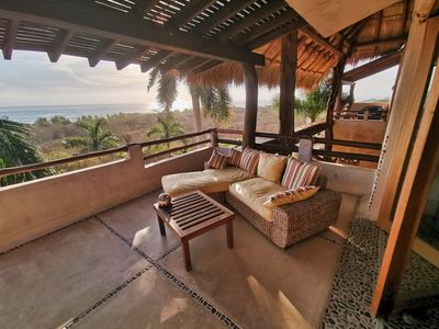 Photo for Spectacular Troncones Estate with 360 degree Views - 5 minute walk from the main surf break