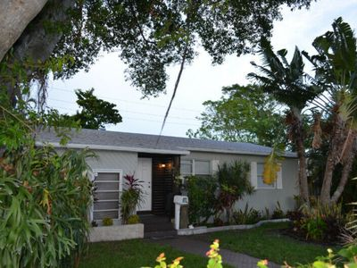Photo for Newly remodeled house near Hollywood Beach and Trendy downtown Hollywood