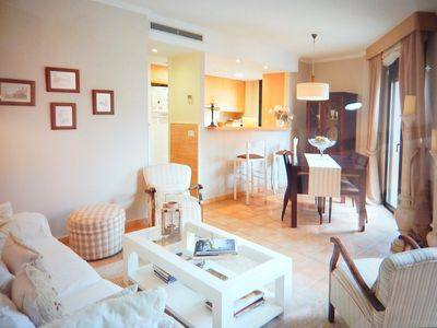 Photo for 8103 Begur - Care Apartment in the village with communal pool and garage