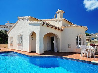 Photo for Vacation home Lunella in Benitachell - 4 persons, 2 bedrooms