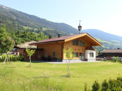Photo for Exquisite Holiday Home in Wald im Pinzgau with Garden