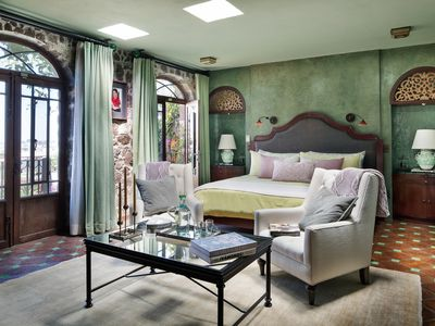 Photo for Gorgeous Luxury rental in the heart of San Miguel de Allende with 7 bedrooms!