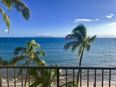 Photo for Oceanfront Sugar Beach Resort Remodeled Penthouse - 180 Degree Ocean Views!