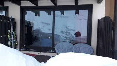 Photo for Studio with direct access to the slopes, fabulous views, sleeps 4