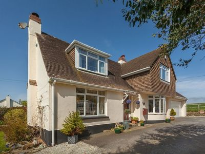 Photo for Large 5 Bedroom North Devon House Ideally Located For The Beaches and Exmoor
