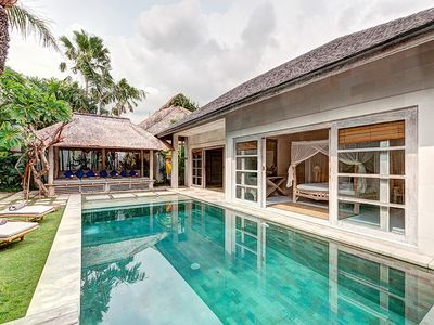 Photo for Pristine Luxury 3 Bedroom Villa, Seminyak