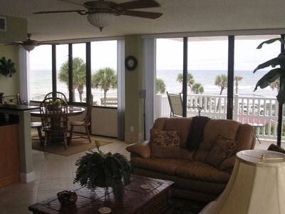 Photo for Flagler Beach Oceanfront Condo Fully Updated