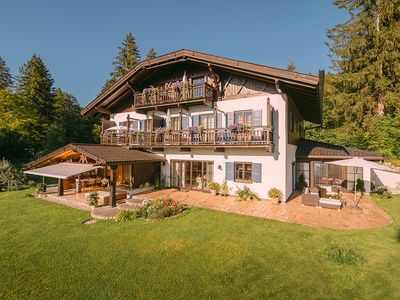 Photo for ****Apartment in unique Location, inmidst the Ski and Hiking area