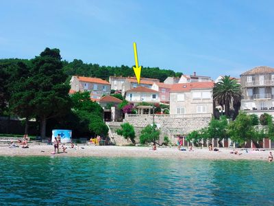 Photo for Apartments Čedomir, (14065), Korčula, island of Korcula, Croatia