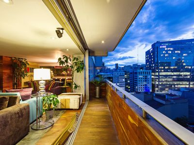 Photo for Polanco luxe with incredible views, afforable too!