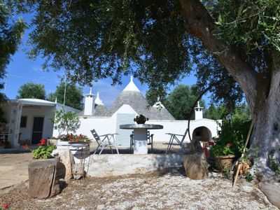 Photo for Vacation home Trullo Merlato in San Michele Salentino - 6 persons, 3 bedrooms