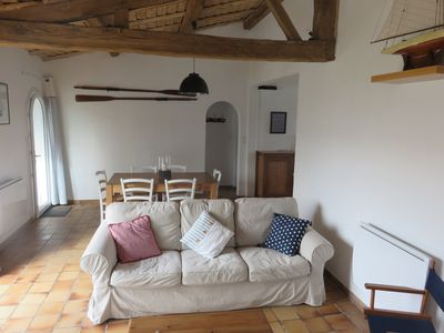 Photo for Holiday house in Noirmoutier at the edge of the chair wood